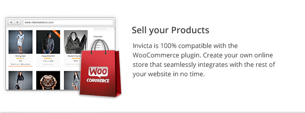 Sell Your Products with WooCommerce
